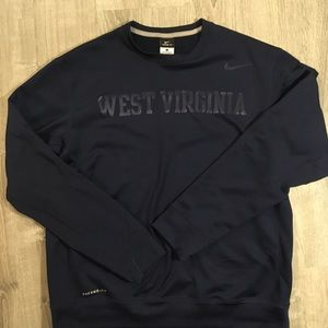 Nike Therma Fit Long Sleeve West Virginia Sweater